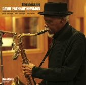 Album artwork for David 'Fathead' Newman: The Blessing