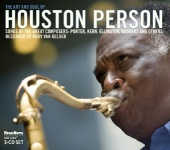 Album artwork for Houston Person: The Art and Soul Of