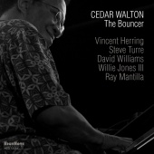 Album artwork for Cedar Walton: The Bouncer
