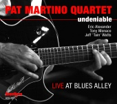 Album artwork for Pat Martino: Undeniable