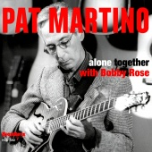 Album artwork for Pat Martino: Alone Together