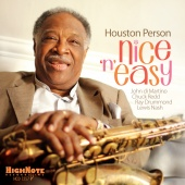 Album artwork for Houston Person: Nice 'N' Easy
