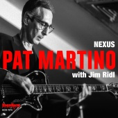 Album artwork for Nexus. Pat Martino