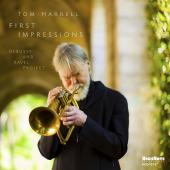 Album artwork for First Impressions - Debussy and Ravel Project. Tom