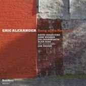Album artwork for Eric Alexander - Song of No Regrets