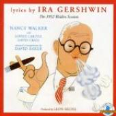 Album artwork for Nancy Walker: Lyrics by Ira Gershwin