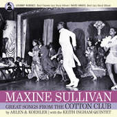 Album artwork for The Great Songs from the Cotton Club