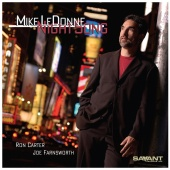 Album artwork for MIKE LEDONNE - NIGHT SONG