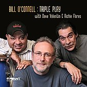 Album artwork for Bill O'Connell: Triple Play