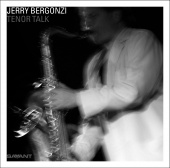 Album artwork for Jerry Bergonzi: Tenor Talk