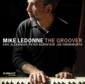 Album artwork for Mike LeDonne: The Groover