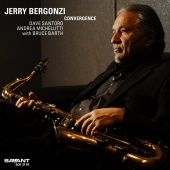 Album artwork for Jerry Bergonzi: Convergence