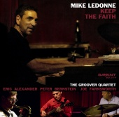 Album artwork for Mike LeDonne: Keep the Faith