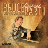 Album artwork for Daybreak. Bruce Barth