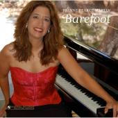 Album artwork for BAREFOOT: JOANNE PEARCE MARTIN - Piano