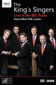 Album artwork for The King's Singers: Live at the BBC Proms