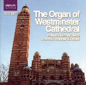 Album artwork for The Organ of Westminster Cathedral \/ Quinney