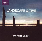 Album artwork for King's Singers: Landscape & Time