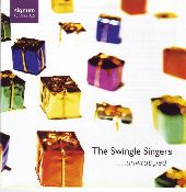 Album artwork for The Swingle Singers: Unwrapped