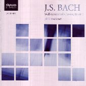 Album artwork for BACH: WELL-TEMPERED CLAVIER, BOOK 1