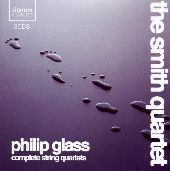 Album artwork for Glass: Complete String Quartets