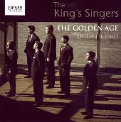 Album artwork for The King's Singers: The Golden Age