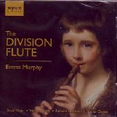 Album artwork for Emma Murphy: The Division Flute