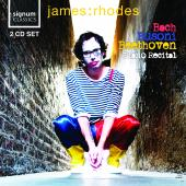 Album artwork for James Rhodes: Piano Recital