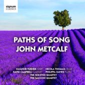 Album artwork for Metcalf: Paths of Song