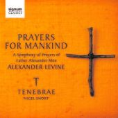 Album artwork for Levine: Prayers for Mankind / Tenebrae