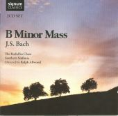 Album artwork for J.S. Bach: B Minor Mass