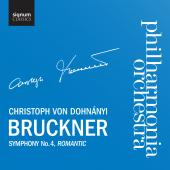 Album artwork for Bruckner: Symphony No. 4 / Dohnanyi