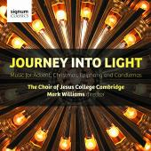 Album artwork for Choir of Jesus College: Journey into Light