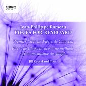 Album artwork for Rameau: Pieces for Keyboard