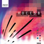Album artwork for Voices 8: A Choral Tapestry
