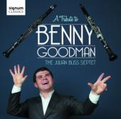 Album artwork for A Tribute to Benny Goodman