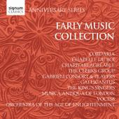 Album artwork for Early Music Collection - Anniversary Series
