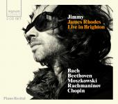 Album artwork for Jimmy James Rhodes: Live in Brighton