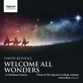 Album artwork for Bednall: Welcome All Wonders