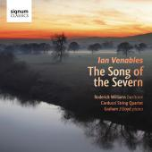 Album artwork for Venables: The Song of the Severn