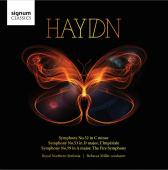 Album artwork for Haydn: Symphonies Nos. 52, 53, and 59