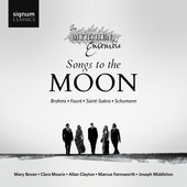 Album artwork for Songs to the Moon