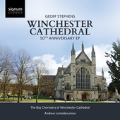 Album artwork for Wichester Cathedral 50th Anniversary EP