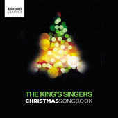 Album artwork for CHRISTMAS SONGBOOK / The King's Singers