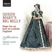 Album artwork for Queen Mary's Big Belly