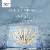 Album artwork for Park & Talbot: Footsteps & Path of Miracles