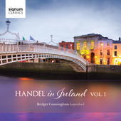 Album artwork for Handel in Ireland Vol. 1