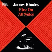 Album artwork for Fire on All Sides / James Rhodes