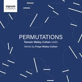 Album artwork for Permutations / Waley-Cohen