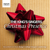 Album artwork for Christmas Presence: The King's Singers